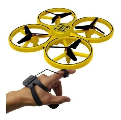 Dron Para Principiante Niño Resistente Sensor Gravedad 80mts