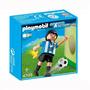 Playmobil Esportes Seleções Fifa Vários Modelos De Jogadores Original