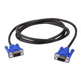 Cable Vga M/m 1.8mts Nm-c18 1.8 Netmak Tienda La Plata