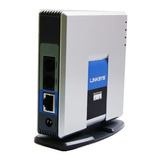Gateway Router Spa3102 Linksys Ata Voip Fxo Fxs Nota Fiscal
