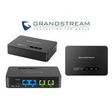 Adaptador Grandstream Ht-812 Puertos Fxs Y De Red Con Router