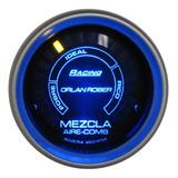 Mezcla Aire Combustible Hallmeter Orlan Rober 52mm
