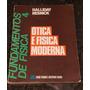 Fundamentos Da Física 4: Ótica E Física  Halliday, Resnick Original