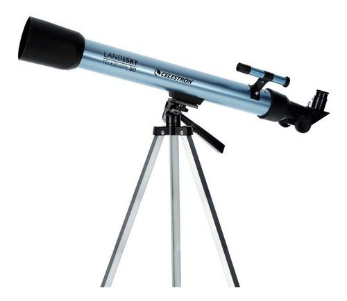 Telescopio Celestron 600x50 Astronómico/terrestre Original