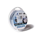 Lampara Crystal Vision Philips X2 - H1 H3 H4 H7 12v 55w Auto