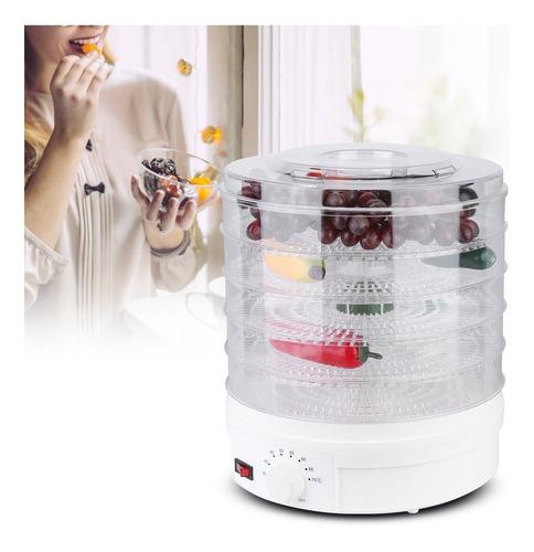 Máquina Eléctrica De Secado De Frutas Y Verduras Deshidratad