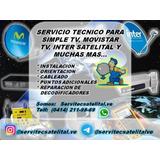 Servicio Técnico Inter Movistar Tv Simple Reparación Decodif