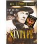 Dvd Santa Fé, De Irving Pichel Com Randolph Scott, 1951 Original
