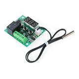 Termostato Digital Controlador De Temperatura 12v Dc Xhw1209