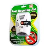 Repelente Ultrasonido Para Ratones Repelente Ratas Y Insecto