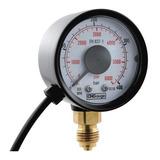 Manometro Para Equipo Carburacion Gas Vehicular Gnv 0-250bar
