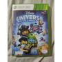 Jogo Disney Universe Xbox 360 Ntsc Em Dvd Original