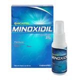 Líquido Anacastel Minoxidil Genérico 5% 60ml