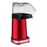 Máquina De Palomitas Cuisinart Cpm-100 Aire Caliente Roja Metálico 1500w 120v
