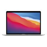 Macbook Air A2337 Silver 13.3 , Apple M1  8gb De Ram 512gb Ssd, Apple Gpu 2560x1600px Macos X 10.14