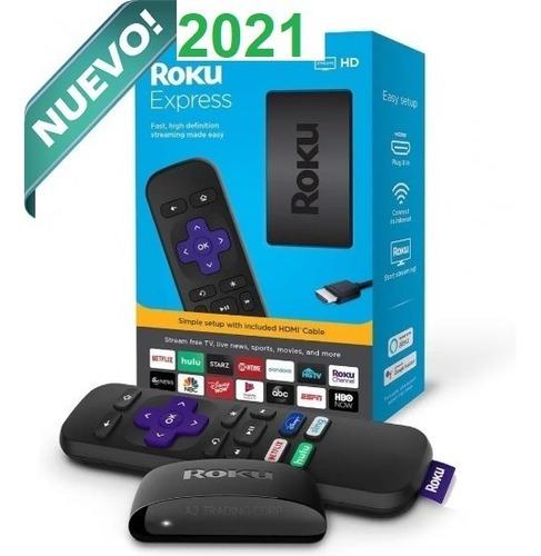 Roku Express Hd Convertidor Smart Tv Original Nueva Version