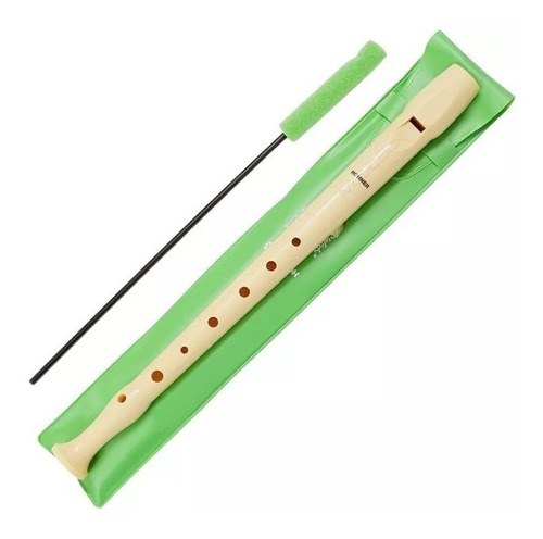 Flauta Dulce Soprano Digitacion Alemana 9508 Hohner