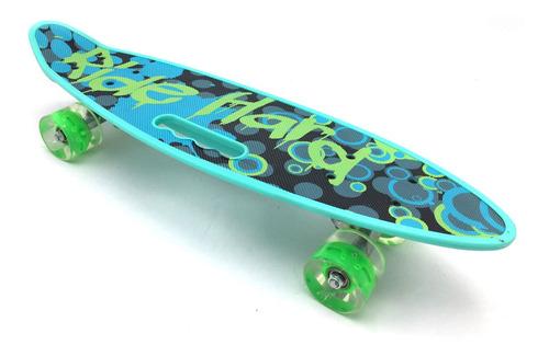 Mini Patineta Penny Skateboard Con Asa, Trucks Metal Y Rueda