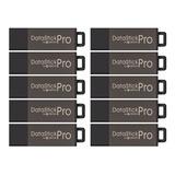 Centon Mp Valuepack Usb 2.0 Datastick Pro (gris), 4gb 25pack