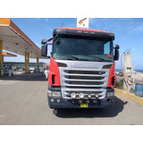 Tracto Scania G460