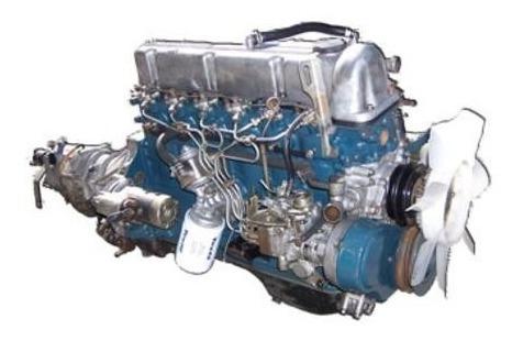Motor Nissan Ld20 Ld28 Diesel Manual Taller Reparacion