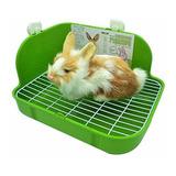Arenas Conejos Rubyhome - Caja De Arena Para Conejos, Inodor