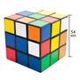 Cubo Mágico Inteligente 3 X 3 Para Crianças 54mm Original