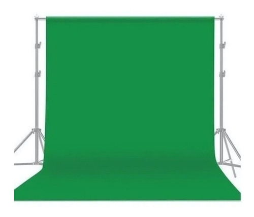 Fondo Fotográfico, Telon Verde 2,0mx 3,0m