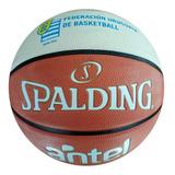 Pelota Basketball Spalding Fub Lub Metro N°5 Goma - Auge