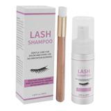 50ml Profesional De Pestañas Maquillaje Espuma Limpiador Su