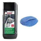 Crema Sonax - Locion Para Cuero + Pad Aplicador