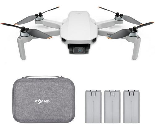 Drone Dji Mini Se Fly More Combo 2.7k Distribuidor Oficial