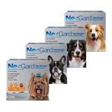 Remedio Pra Carrapato Nex Gard 10 A 25 Carrapato 1cp Resolve