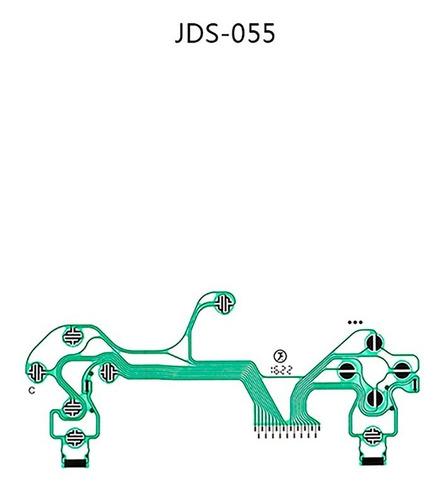Membrana Keypad Flex Botones Joystick Para Ps4 Todos Modelos
