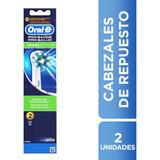 Repuesto Para Cepillo Eléctrico Oral-b 2 Unid