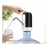 Bomba Dispensador Agua Electronico Recargable Usb Botellon