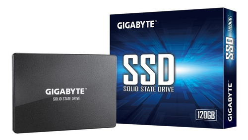 Disco De Estado Solido 120gb Gigabyte Sata Iii 500bm/s
