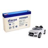 Batería 6v 7ah Ultracell Diacon