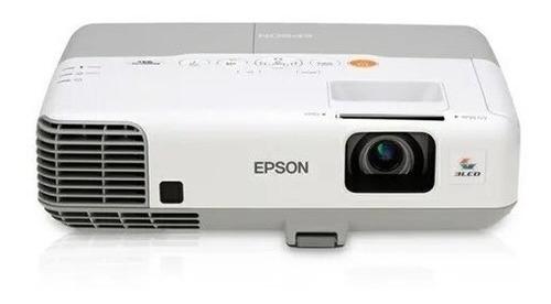 Proyector Videobeam Epson Powerlite 93+ Telon +base De Techo