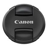 Tapa Para Lente 58mm Para Camara Canon Kit 18-55mm