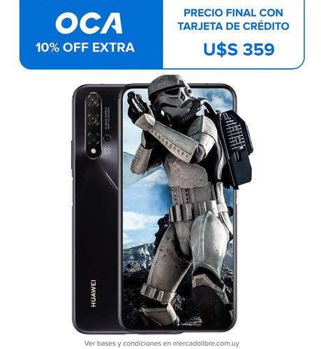 Huawei Nova 5t 8gb Ram 128gb 4g Lte 4 Camaras Nuevo