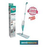 Vassoura Mop Spray Flash Limp Rodo Mágico Fit Original
