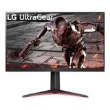 Monitor Gamer LG 32gn650 Led 31.5  Negro 100v/240v