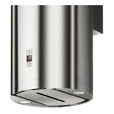 Extractor Purificador Cocina Spar Tunnel Ac. Inox. De Pared 370mm X 890mm X 435mm Plateado 220v