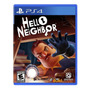 Hello Neighbor  Standard Edition Físico Ps4 Tinybuild Games Original