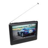 Macrotel Televisión Digital Portátil Pantalla Color 7  Hd