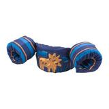 Puddle Jumper Azul Figura Leon Para Niños Playa Coleman