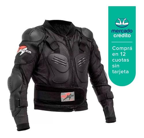 Chamarra Probiker Pechera Integral Motocross Enduro Sti Full