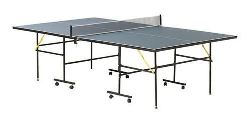 Mesa Ping Pong Tenis Ruedas Profesional Plegable Fronton