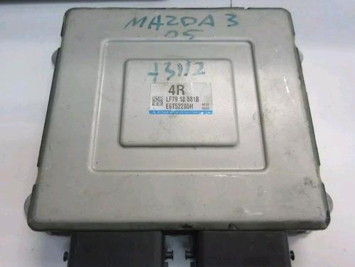 Cerebro Ecu Computadora Para Mazda 3 Motor 2.0 Importado Foto 1
